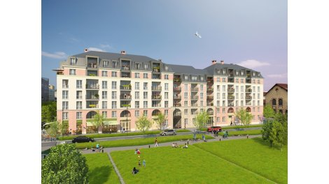 Appartement neuf Cézanne investissement loi Pinel à Pontoise