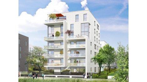 Appartement neuf Les Passerelles 2 éco-habitat à Athis-Mons