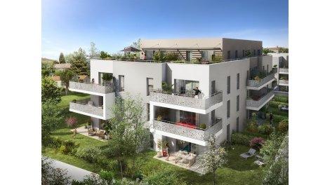 Appartement neuf Trilogy à Montpellier