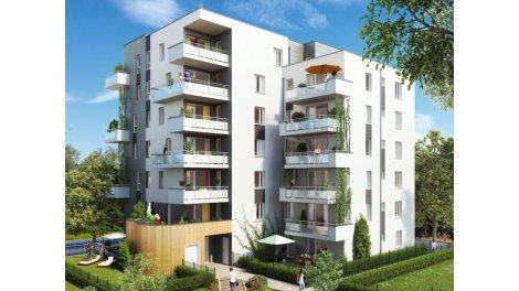 Appartement neuf Bel'Air investissement loi Pinel à Lingolsheim
