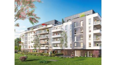Appartement neuf Osmose investissement loi Pinel à Oberhausbergen