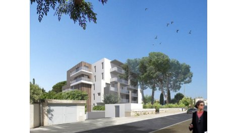 Appartement neuf En Vogue éco-habitat à Montpellier