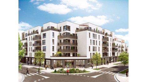 Appartement neuf Villa des Genottes à Cergy