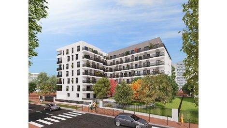 Appartement neuf Rythmik à Asnieres-sur-Seine