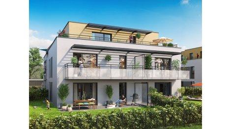 Appartement neuf Bucolic investissement loi Pinel à Oberschaeffolsheim