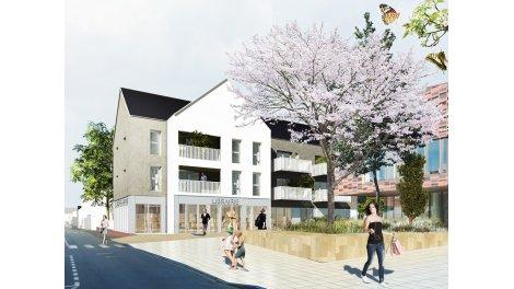 Appartement neuf Ker Gilly éco-habitat à Saint-Gilles