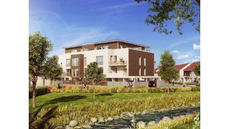 logement neuf à Déville-les-Rouen