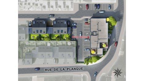 immobilier basse consommation à Pont-à-Marcq
