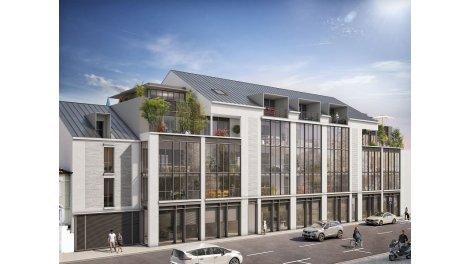 Appartements et maisons neuves Ateliers 144 à Tours