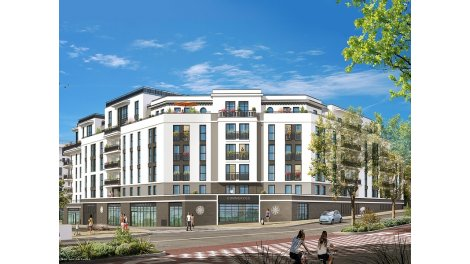 Appartement neuf Empreinte à Thiais
