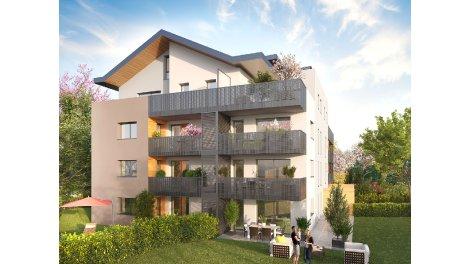 appartement neuf à Divonne-les-Bains