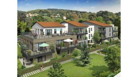 Maisons neuves Naturéor investissement loi Pinel à Collonges-au-Mont-d'Or