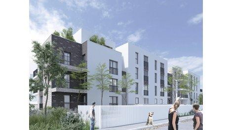 Appartement neuf Coeur Opéra éco-habitat à Roissy-en-Brie
