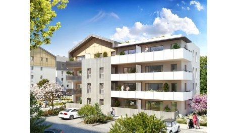 Appartement neuf Imagine 2 éco-habitat à Bons-en-Chablais