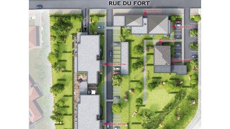 immobilier basse consommation à Marcq-en-Baroeul