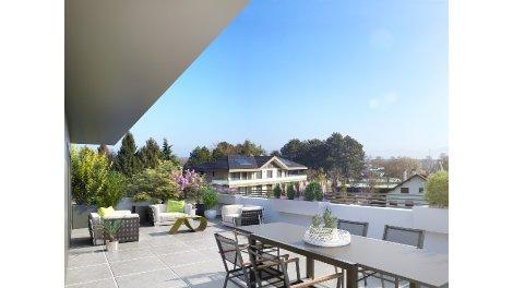 Appartement neuf Rivéa à Divonne-les-Bains
