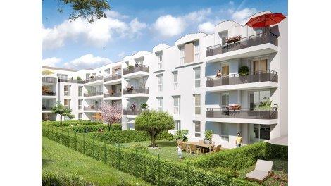 Appartement neuf Révélation éco-habitat à Brie-Comte-Robert