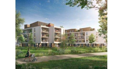 Appartement neuf Quai Saint-Georges investissement loi Pinel à Nort-sur-Erdre