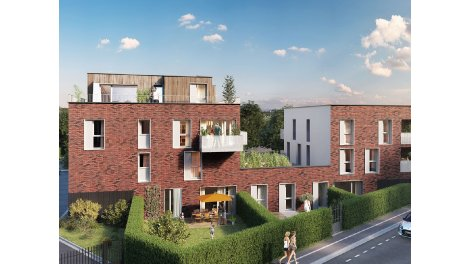 immobilier basse consommation à Baisieux