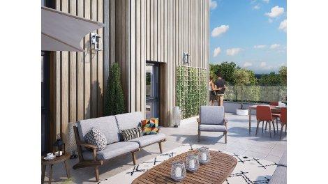 Appartement neuf Le Clos de la Becquerelle 2 éco-habitat à Marquette-Lez-Lille