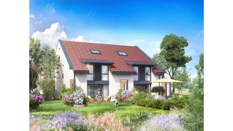Appartements et maisons neuves Villa'Ssima à Prévessin-Moens