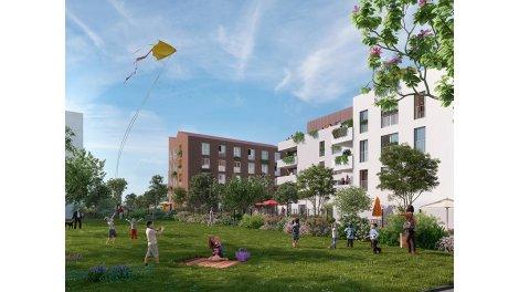 Appartement neuf Parc et Jardins à Neuilly-sur-Marne
