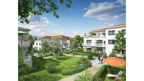 Appartement neuf Foy 5 investissement loi Pinel à Sainte-Foy-les-Lyon