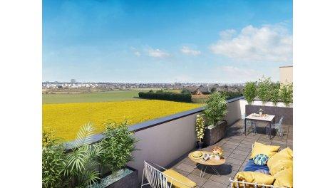 Appartement neuf Villa Odon éco-habitat à Bretteville-sur-Odon