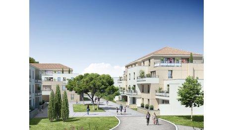 Appartement neuf Cour Impériale investissement loi Pinel à Basse-Goulaine