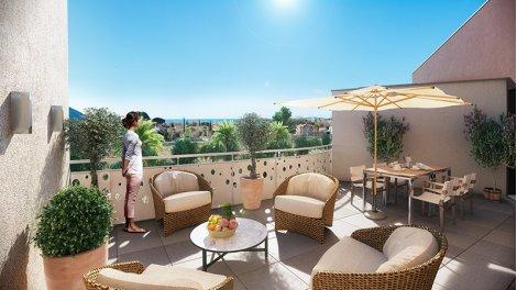 Appartement neuf Le Bella Vista à Saint-Cyr-sur-Mer