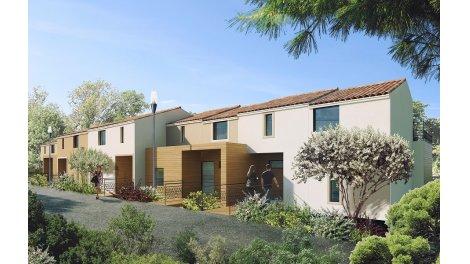 Maisons neuves Imagin' Maisons à Aix-en-Provence