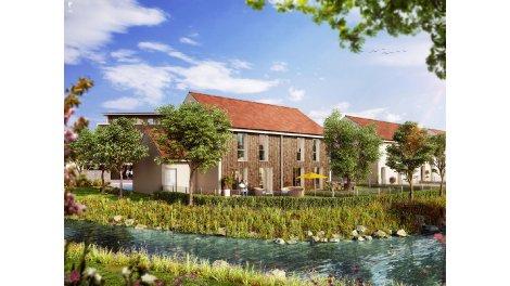Appartements et maisons neuves Urba Verde à Déville-les-Rouen