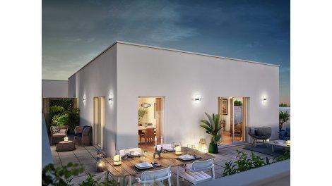 Appartement neuf Cocoon éco-habitat à Saint-Jacques-de-la-Lande