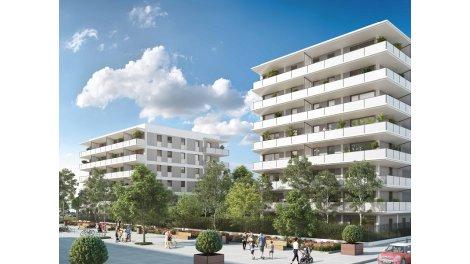 Appartement neuf Amarante investissement loi Pinel à Vaulx-en-Velin