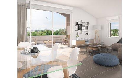 Appartement neuf Oxygène investissement loi Pinel à Olonne-sur-Mer