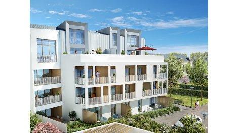 Appartement neuf L'Angélique éco-habitat à Cesson-Sévigné