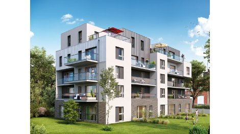 Appartement neuf Esprit M éco-habitat à Mouvaux