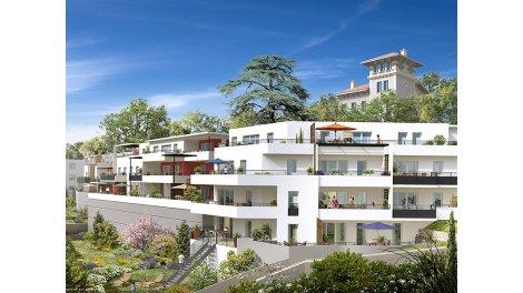 Appartement neuf Résidence Vert Beaumont II à Marseille 12ème