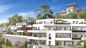Appartements neufs Résidence Vert Beaumont II investissement loi Pinel à Marseille 12ème