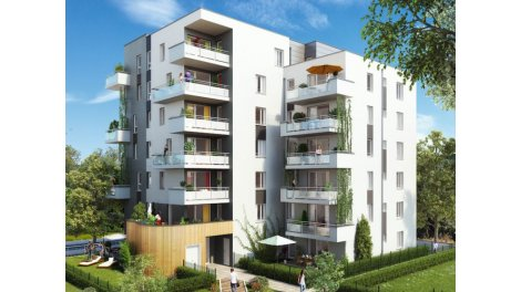 Appartement neuf Bel'Air à Lingolsheim