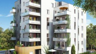 Appartements neufs Bel'Air éco-habitat à Lingolsheim