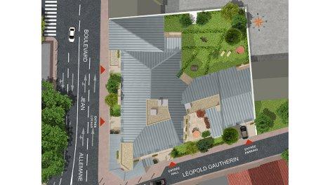 Appartement neuf Caractère éco-habitat à Argenteuil