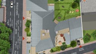 Appartements neufs Caractère éco-habitat à Argenteuil