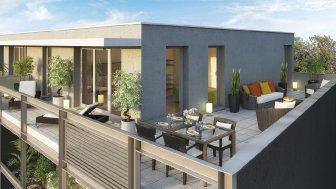 Appartements neufs Le Clos Sainte-Anne éco-habitat à Lomme