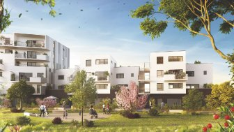Appartements neufs Solaris investissement loi Pinel à Lille