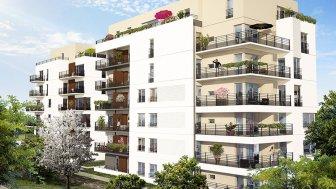 Appartements neufs Philaé 2 investissement loi Pinel à Tours