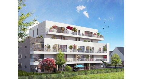 Appartement neuf Terra Blanca investissement loi Pinel à Tours