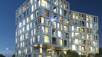 Appartements neufs Lux 2 investissement loi Pinel à Lille