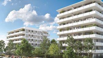 Appartements neufs Amarante investissement loi Pinel à Vaulx-en-Velin