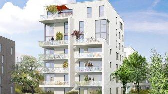 Appartements neufs Les Passerelles 2 investissement loi Pinel à Athis-Mons